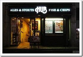 英国風パブ HUB 六本木店