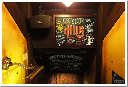 英国風パブ HUB 六本木2号店