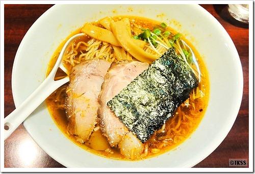 カライラァメン 麺eiji
