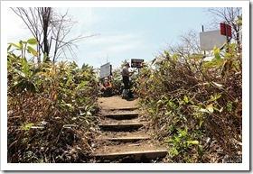 藻岩山登山