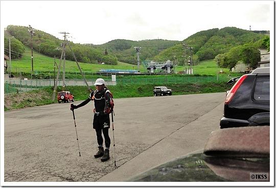 藻岩山トレーニング