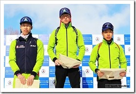 2014バイアスロンジャパンカップ第1戦