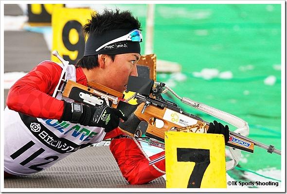 第52回バイアスロン競技全日本選手権大会