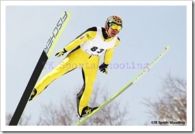 葛西紀明 第38回HTBカップ国際スキージャンプ競技大会