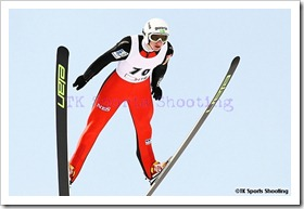 ミトヤ・メツナー 第38回HTBカップ国際スキージャンプ競技大会