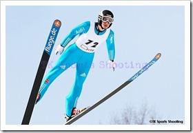 フェリックス・プロダウフ 第38回HTBカップ国際スキージャンプ競技大会