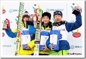 第53回雪印メグミルク杯全日本ジャンプ大会