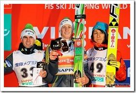 FISジャンプW杯2014札幌大会 個人第17戦
