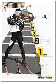 第8回アジアバイアスロン選手権大会 3日目