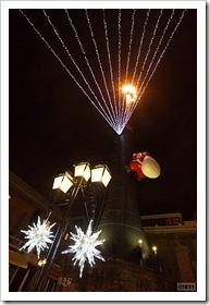 2010 ジャンボクリスマスツリー点灯式@サッポロファクトリー