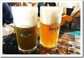 小樽ビールビアガーデン 2011