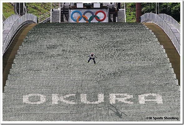第16回札幌市長杯大倉山サマージャンプ大会 伊藤有希