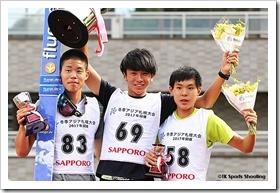 第16回札幌市長杯大倉山サマージャンプ大会