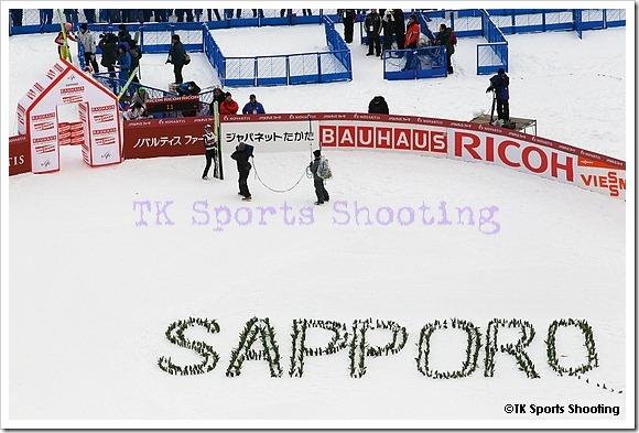 FISワールドカップジャンプ2011札幌大会(個人第15戦)