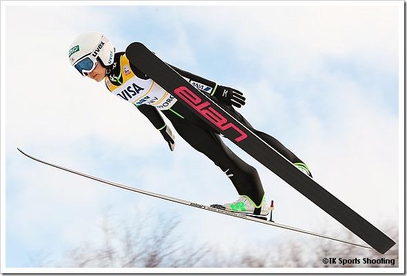 FISジャンプワールドカップレディース2016札幌大会:高梨沙羅