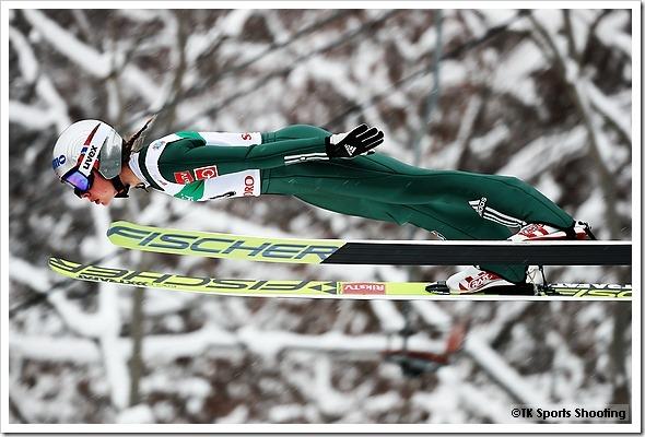 FISジャンプワールドカップレディース2017札幌大会 マーレン・ルンビー