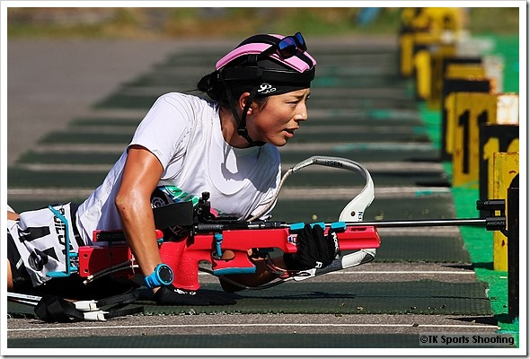 2016サマーバイアスロン日本選手権大会 立崎芙由子