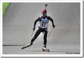 2016サマーバイアスロン日本選手権大会 小林美貴