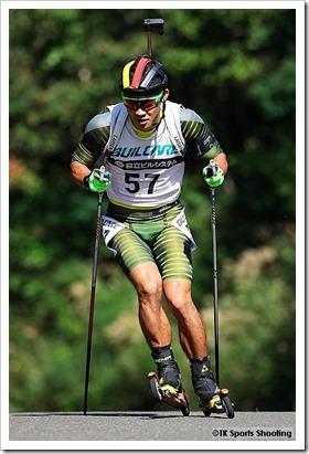2016サマーバイアスロン日本選手権大会 中島有基