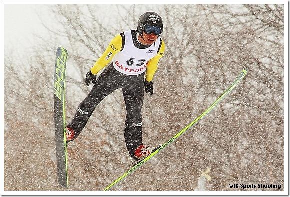 田仲翔大 第84回宮様スキー大会国際競技会