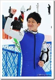 佐藤幸椰 第84回宮様スキー大会国際競技会