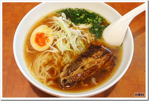 あっさり正油 麺屋 直(じき)
