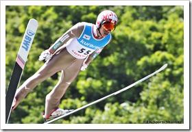 大倉山チャレンジカップ2017サマージャンプ大会