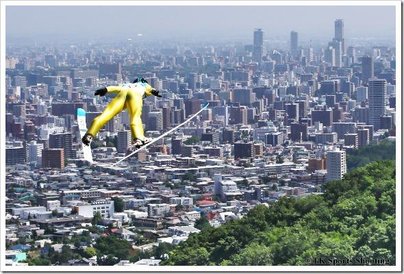 第18回札幌市長杯大倉山サマージャンプ大会