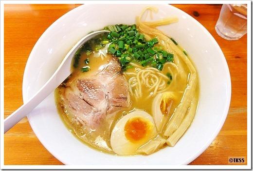 鶏白湯酱油 麺屋菜々兵衛