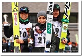 第58回NHK杯ジャンプ