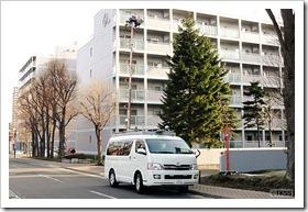 NHKの車
