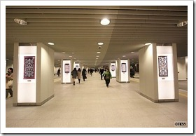 札幌駅前通地下歩行空間