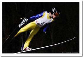 第18回伊藤杯シーズンファイナル大倉山ナイタージャンプ大会:古賀極