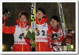 第15回伊藤杯シーズンファイナル大倉山ナイタージャンプ大会