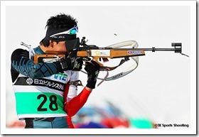 第52回バイアスロン日本選手権リレー競技