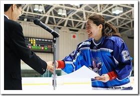 第35回全日本女子アイスホッケー選手権大会(A)