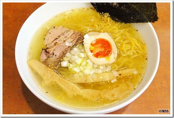 あっさり塩 麺屋 直(じき)