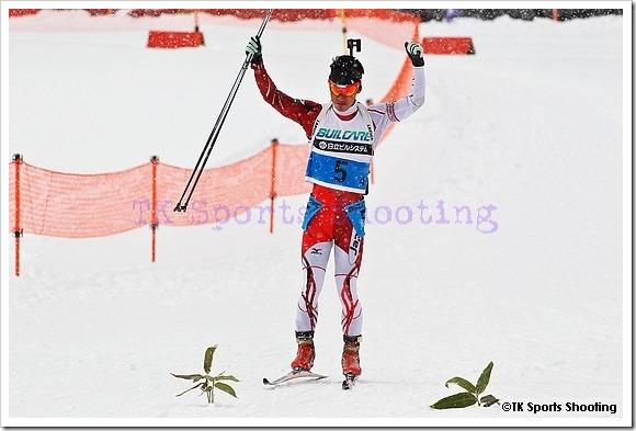 第85回宮様スキー大会国際競技会バイアスロン競技