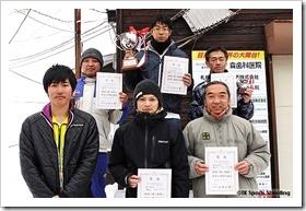 第54回札幌市民体育大会リュージュ競技大会