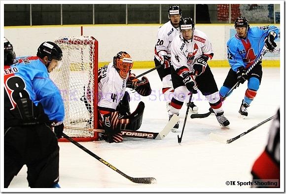 アイスホッケー男子代表 ソチ五輪一次予選壮行試合