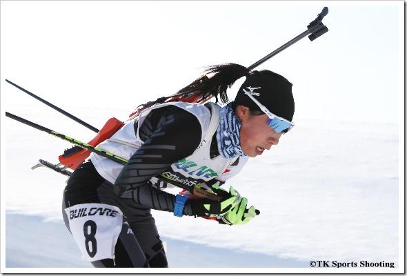 第88回宮様スキー大会バイアスロン インディビデュアル