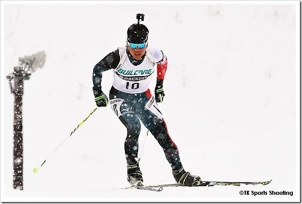 第87回宮様スキー大会バイアスロン インディビデュアル