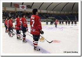 2012 JTB北海道チャリティーゲーム in Tomakomai
