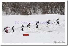 第8回アジアバイアスロン選手権大会 最終日