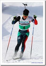 第88回宮様スキー大会バイアスロン競技シングルミックスリレー