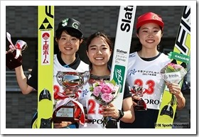 第17回札幌市長杯大倉山サマージャンプ大会