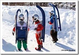 第51回札幌市民体育大会リュージュ競技大会