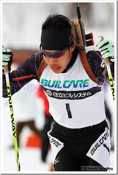第50回バイアスロン競技全日本選手権大会
