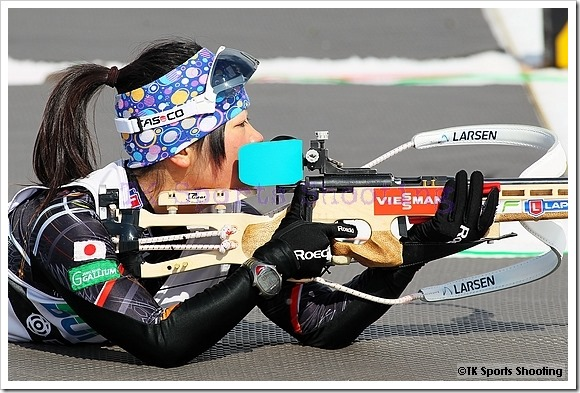 第8回アジアバイアスロン選手権大会 1日目