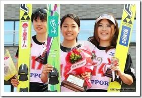 第14回札幌市長杯大倉山サマージャンプ大会